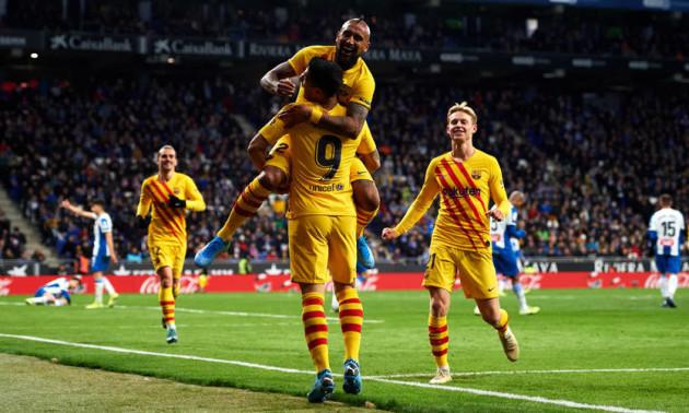 Барселона очолила список клубів з найвищими доходами