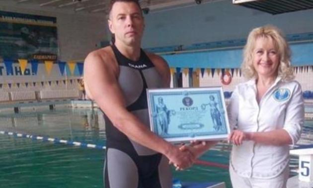 Раптово помер український рекордсмен