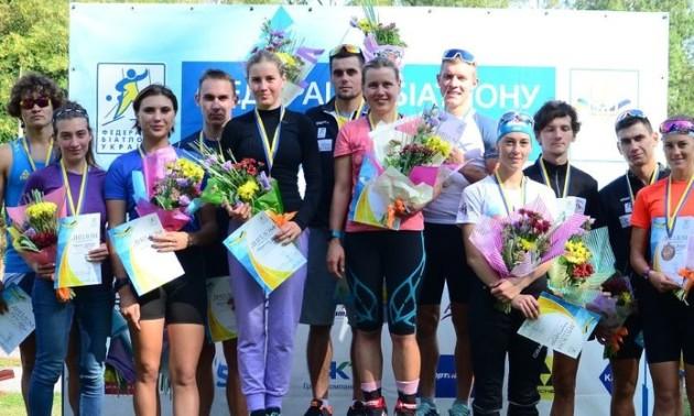 Визначились переможці естафети на чемпіонаті України