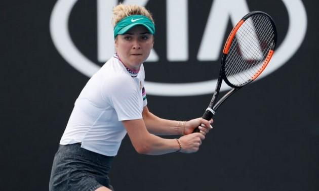 Світоліна впевнено пробилася до третього кола Australian Open