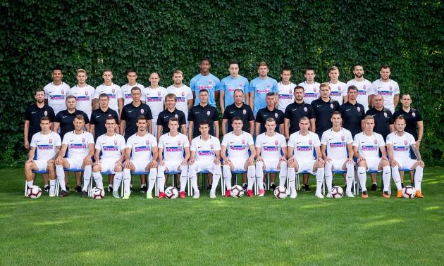 Вернидуб взяв на збори 30 футболістів