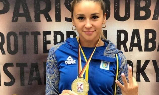 Терлюга: Поїхати на змагання до Москви для мене було дуже важливо
