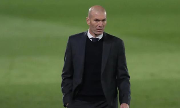 Зідан вирішив покинути Реал