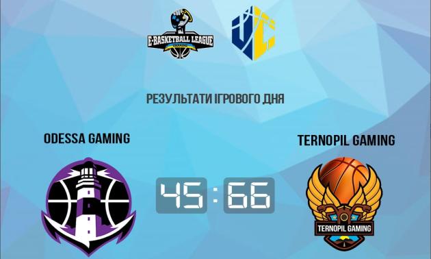 Ternopil Gaming здолав Odessa Gaming у чемпіонаті України