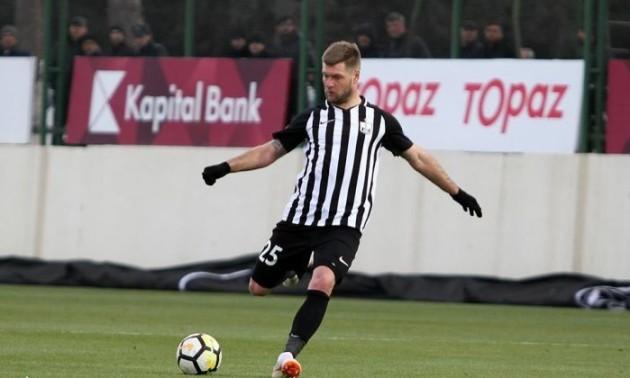 Петров допоміг Нефтчі здобути перемогу над російським Арсеналом в Лізі Європи