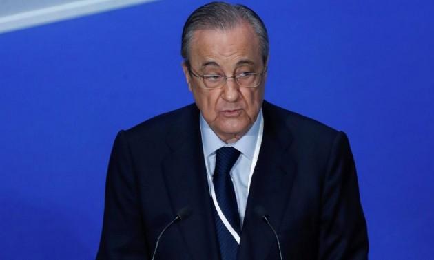 Президент Реалу жорстко розкритикував Ла Лігу