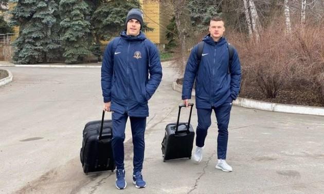 Дніпро-1 взяв на збори 27 гравців
