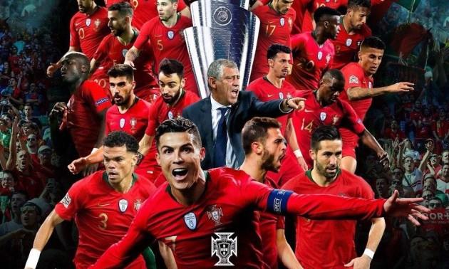 Два роки тому Португалія виграла першу в історії Лігу націй