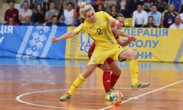 Збірна України знищила Сербію