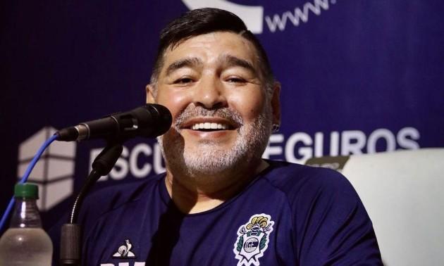 Марадону запідозрили у вживанні наркотиків під час матчу