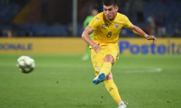 Пятов і Маліновський у ТОП-100 найкращих гравців кваліфікації Євро-2020