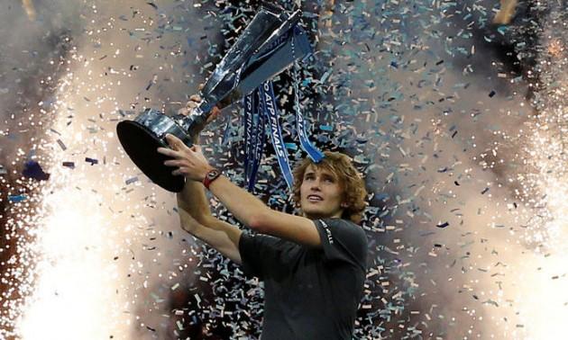 Роналду потрапив у підбірку курйозних моментів Підсумкового турніру АТР в Лондоні