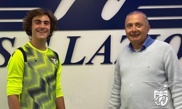 Син Каннаваро підписав контракт з Лаціо