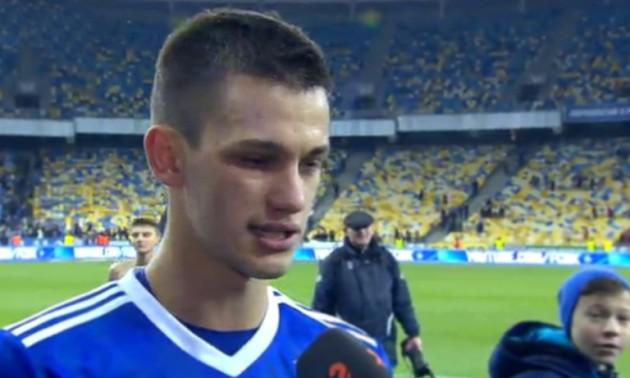Півзахисник Динамо не потрапив до заявки України на матч з Литвою