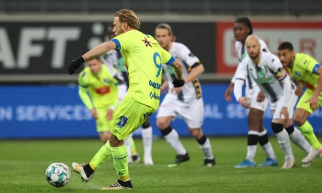 Безус оформив дубль у матчі проти Шарлеруа