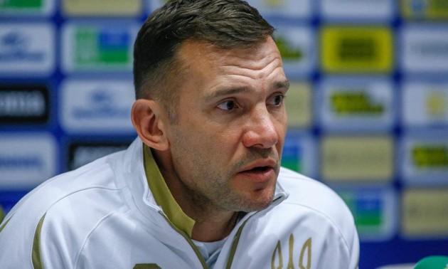 Шевченко може очолити збірну Туреччини