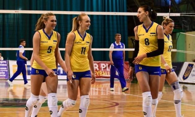 Жіноча збірна України з волейболу програла Чехії і втратила лідерство в групі Золотої Євроліги