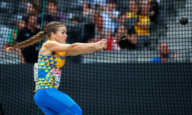 Українка Климець оновила власний рекорд і пробилася у фінал чемпіонату світу у метанні молота