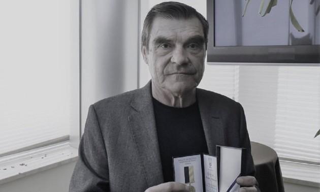 Помер легендарний захисник Динамо - Володимир Трошкін