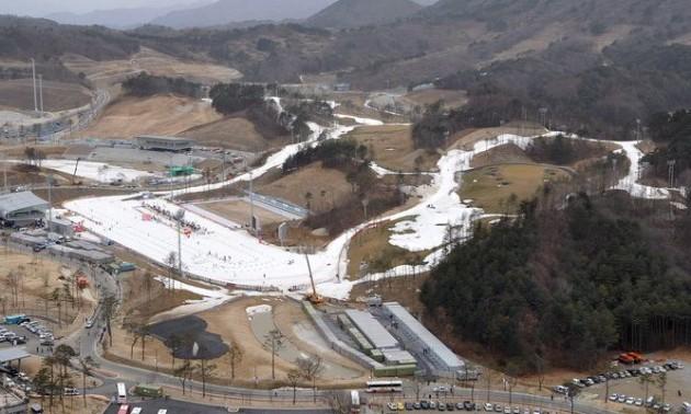 Білозеров: У Франції немає снігу, невідомо, чи будуть змагання в Ансі