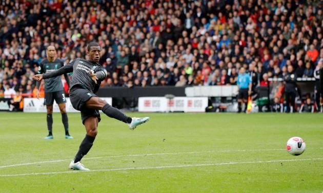 Ліверпуль з труднощами здолав Шеффілд Юнайтед у 7 турі АПЛ
