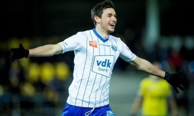 Яремчук забив ефектний гол у чемпіонаті Бельгії