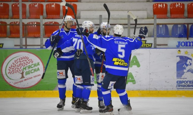 Олександр Годинюк: У Сокола найкращий менеджмент в УХЛ