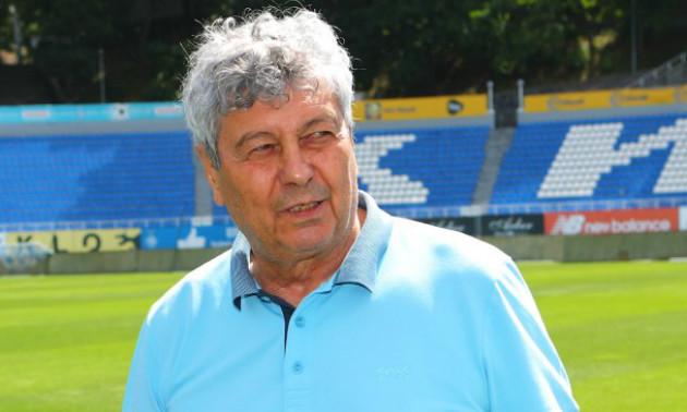 Луческу назвав всіх своїх асистентів у Динамо