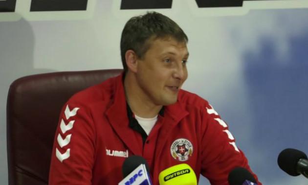 Після поразки у Харкові тренер команди Першої ліги подав у відставку