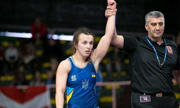 Лівач стала срібною призеркою чемпіонату Європи з боротьби