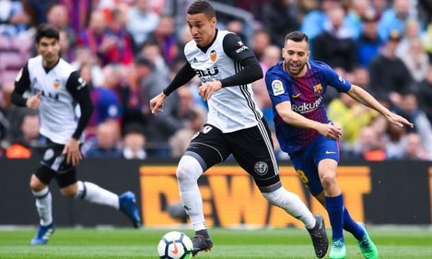 Барселона веде переговори стосовно трансферу Морено
