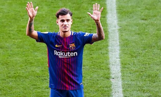 Барселона готова віддати Коутінью в оренду за шалену суму