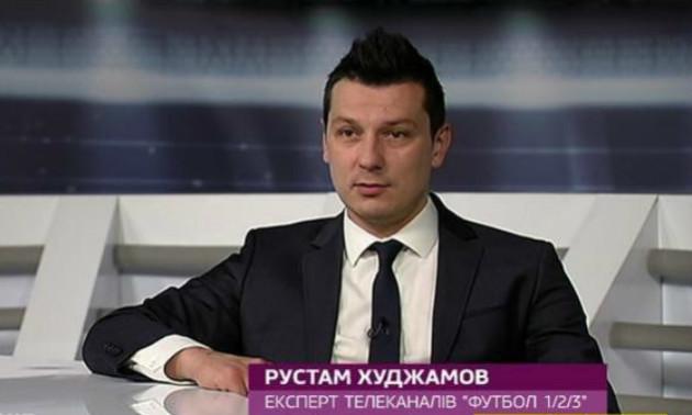Худжамов: Зменшилася премія за Євро-2020 для футболістів збірної України