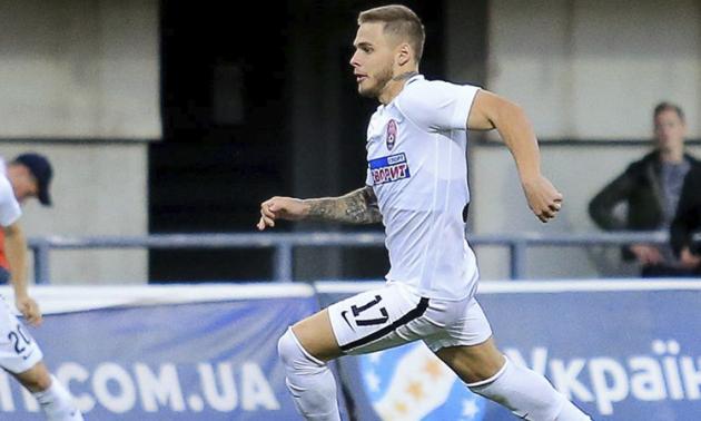 Лєднєв підписав новий контракт із Динамо