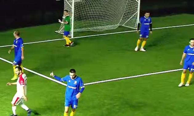 Збірна України програла Румунії у 2 турі ЧС