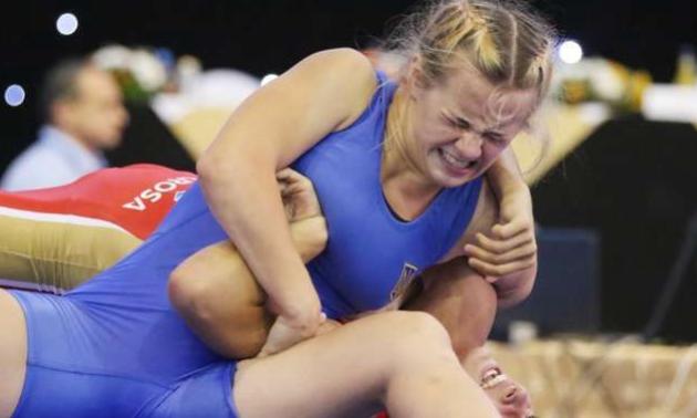 Лисак завоювала бронзу на чемпіонаті Європи з боротьби