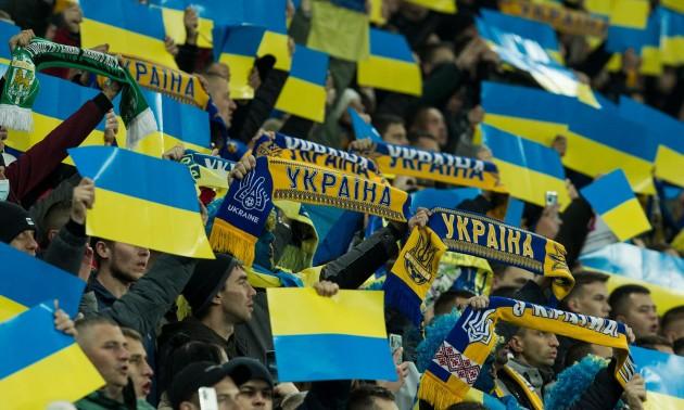 Путін - х..ло: на матчі Україна - Боснія і Герцеговина фанати заспівали свою улюблену пісню про диктатора