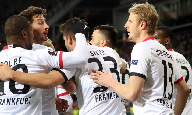 Визначився останній учасник 1/8 Ліги Європи