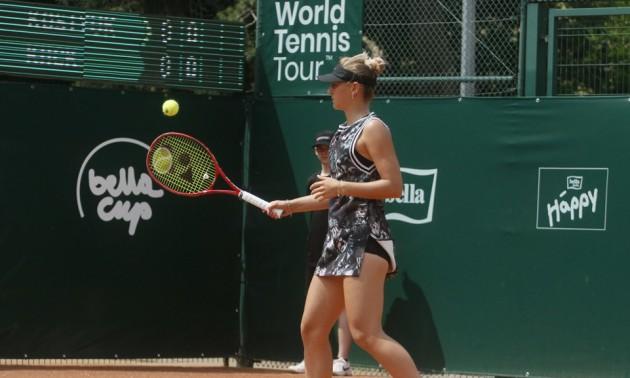 Костюк вийшла у півфінал турніру у Валенсії