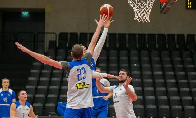 Збірна України впевнено перемогла Австрію у кваліфікації Євробаскету-2021