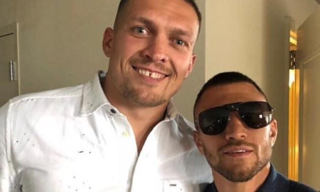 Ломаченко та Усик – у ТОП-5 найкращих боксерів сучасності