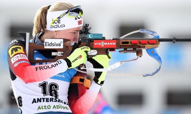 Ольсбу-Рейселанн встановила рекорд на чемпіонаті світу