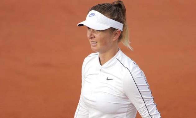 Світоліна обіграла Соболенко та вийшла у фінал турніру в Страсбурзі
