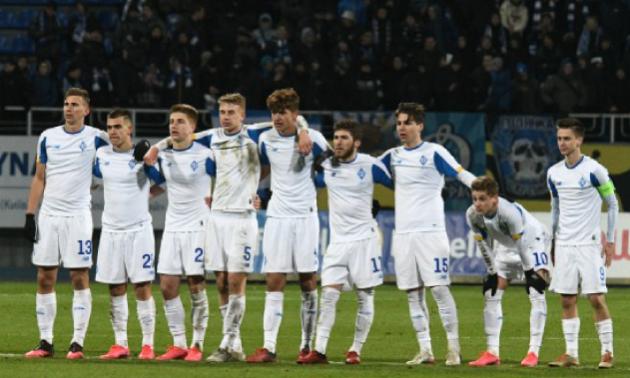 Динамо у серії пенальті поступилося Динамо Загреб у юнацькій Лізі УЄФА