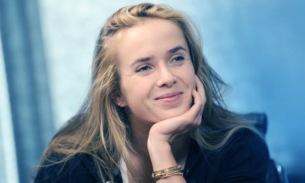 Українські зірки записали ролик на підтримку Світоліної. ВІДЕО