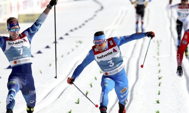Збірна Італії достроково покинула чемпіонат світу з лижного спорту