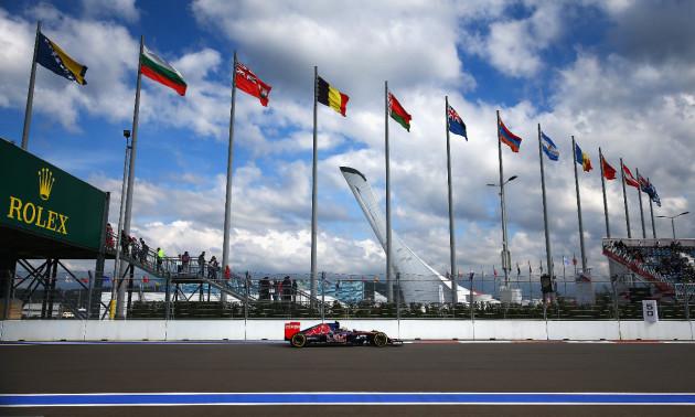 Формула-1 прибрала прапор Росії з календаря сезону-2021