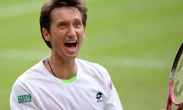 Стаховський не зіграє у чвертьфіналі на турнірі в Італії