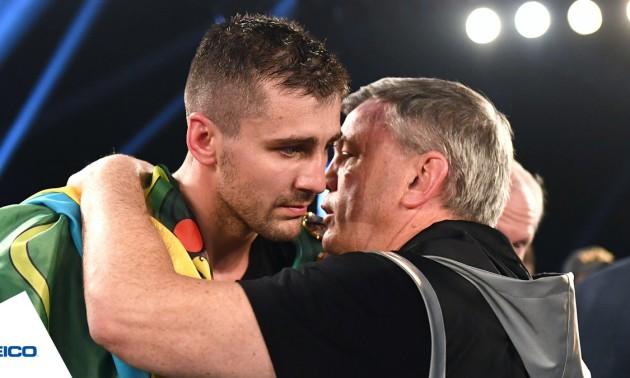 WBC проводить опитування щодо наступного суперника Гвоздика