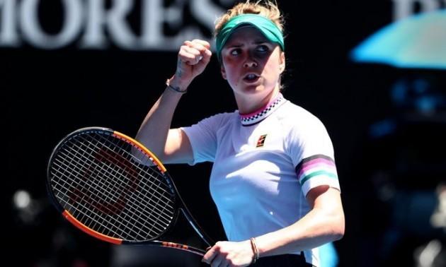 Світоліна перемогла Кіз та вийшла у чвертьфінал Australian Open
